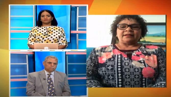 Entrevista a Francisca Peguero en el programa Uno + Uno