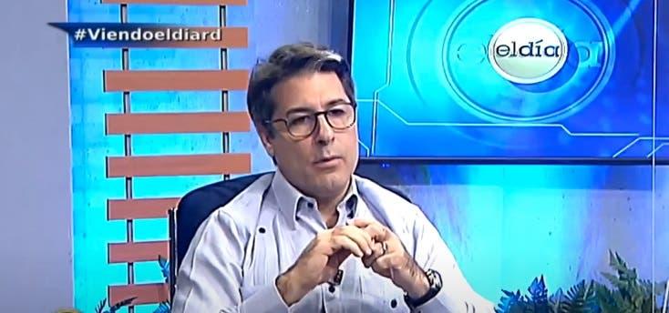 Entrevista a Rafael Blanco en el programa El Día