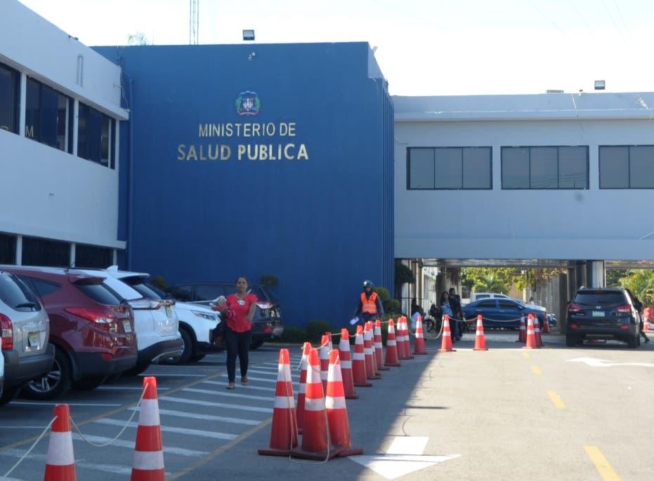 SP reporta más casos positivos al covid-19 en Santo Domingo y DN