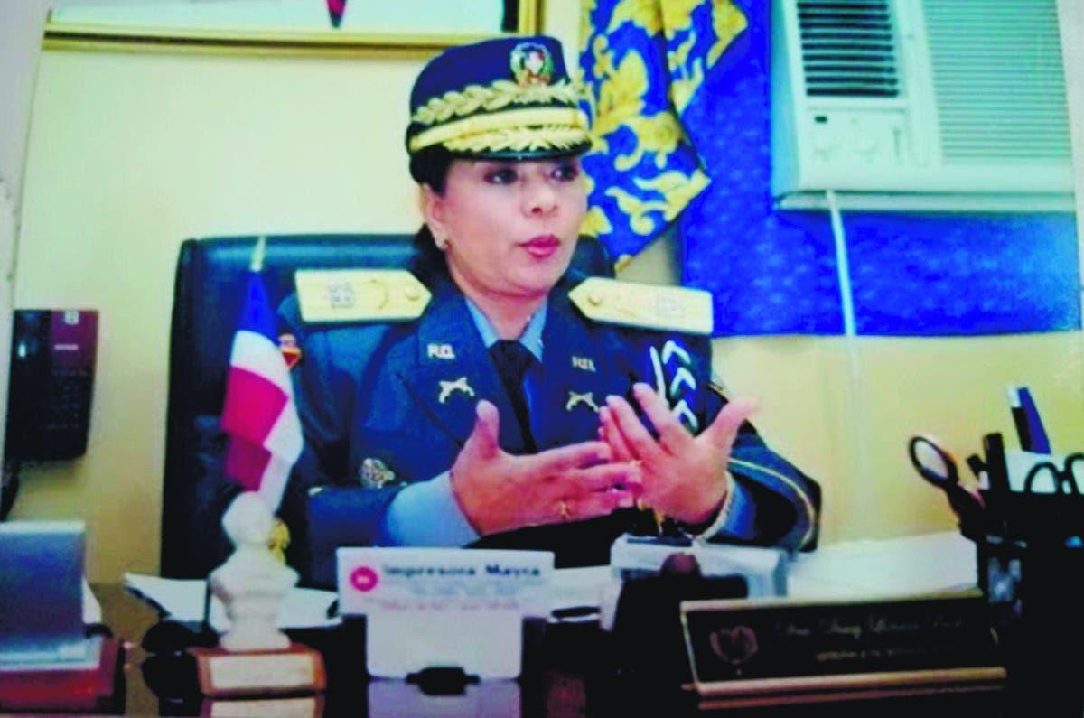 Mujeres que han alcanzado altas posiciones en la Policía