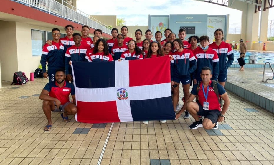 Club Arroyo Hondo conquista 23 medallas en campeonato celebrado en Puerto Rico