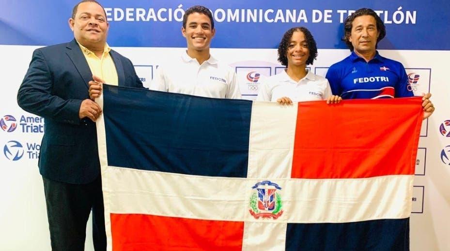 RD participará en Copa América de Triatlón 2021 en Los Angeles