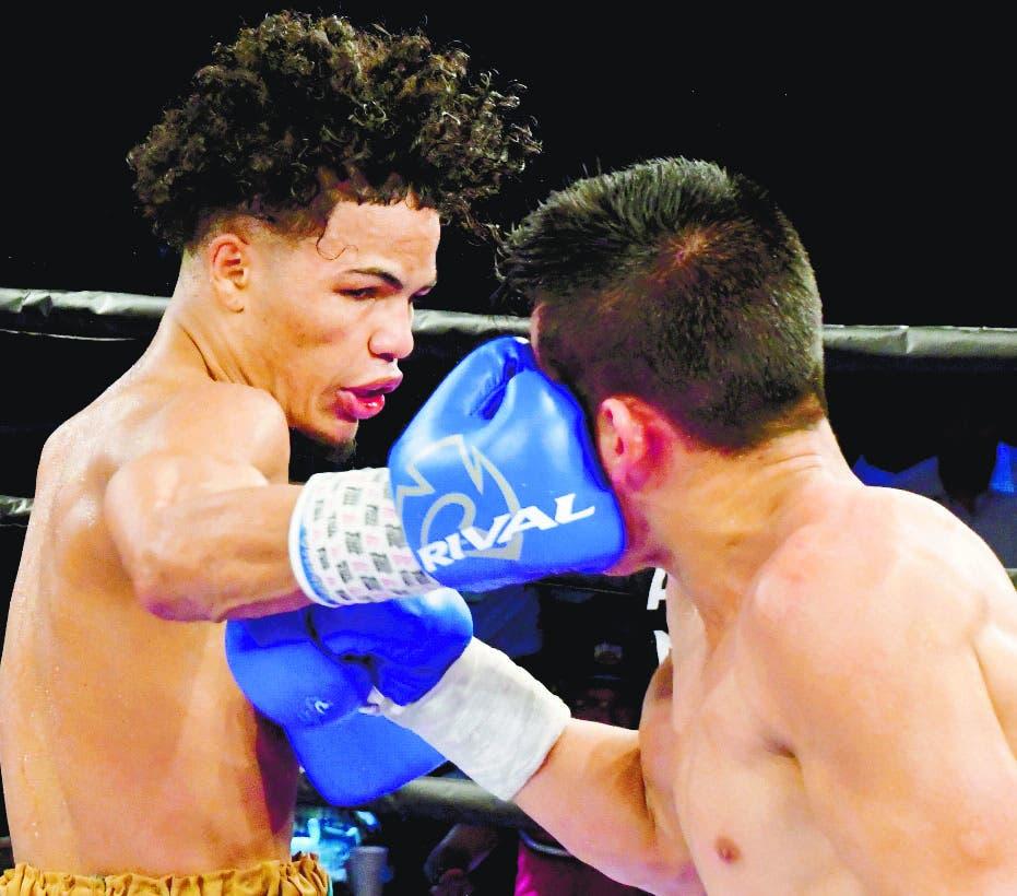 """""""Mini PacMan"""" Hace historia en boxeo con solo cuatro peleas"""