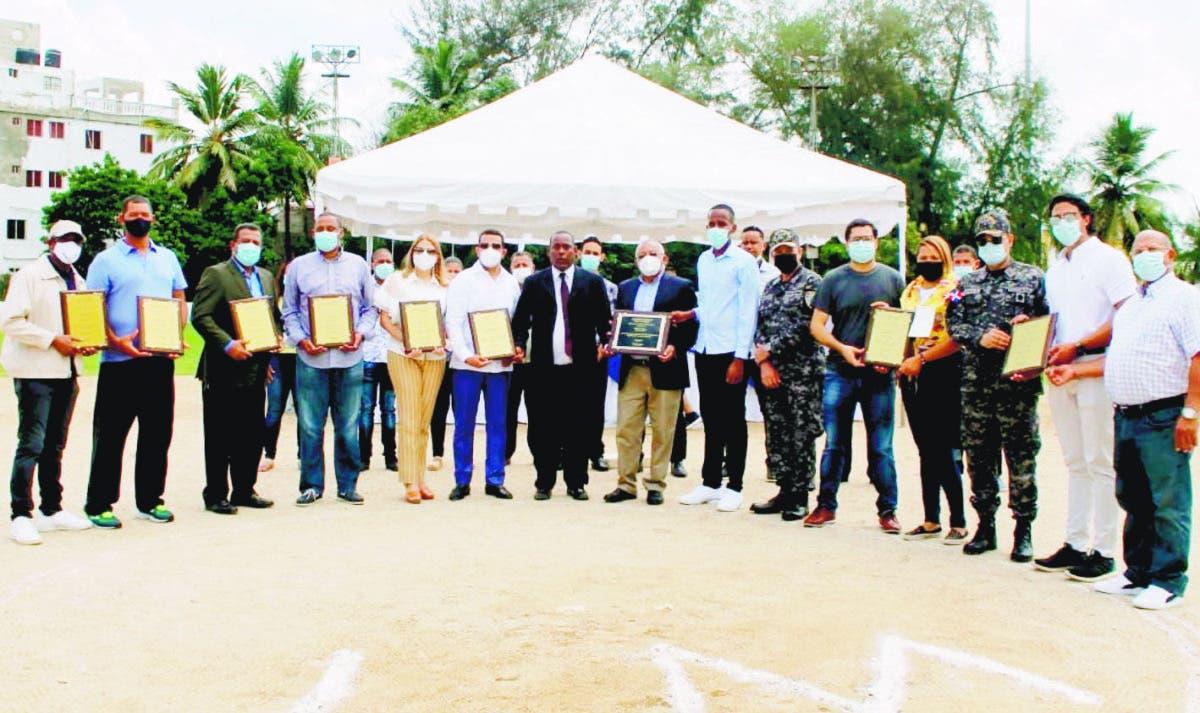 Academia Luisito inicia su torneo interno XX