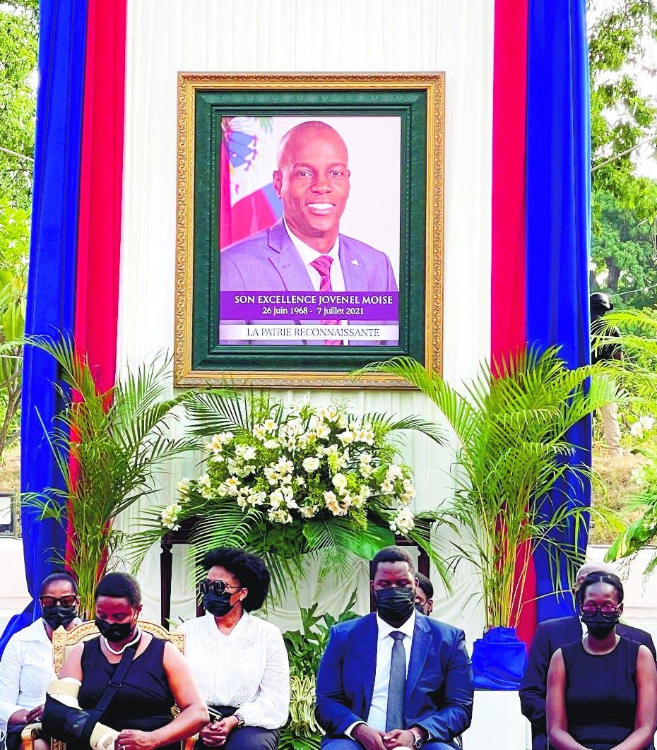 Persisten interrogantes en Haití sobre asesinato Jovenel Moise