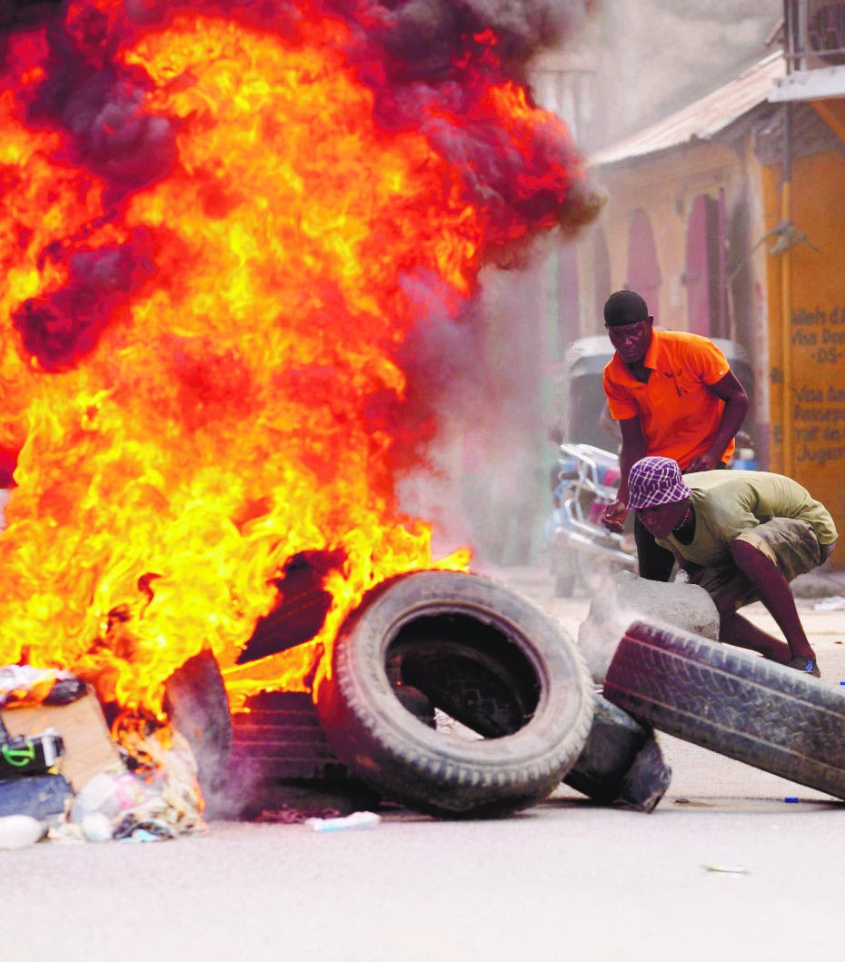 Un Haití en llamas se prepara para dar último adiós  Moïse