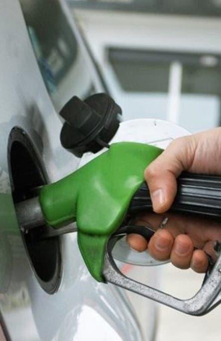 Combustibles con precios iguales