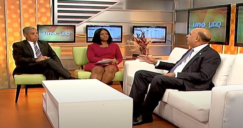 Entrevista a Bautista Rojas en el programa Uno + Uno