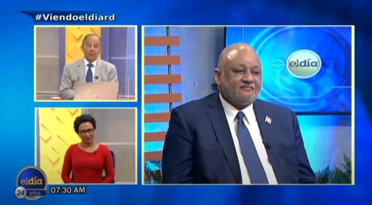 Entrevista a Roberto Fulcar en el programa El Día