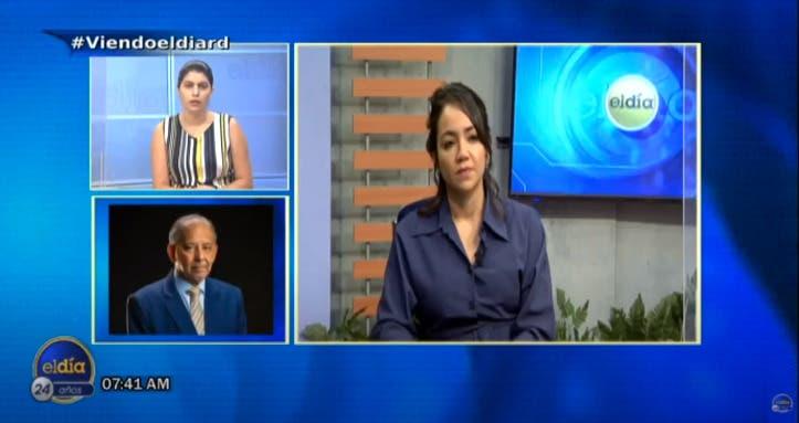 Entrevista a Faride Raful en el programa El Día