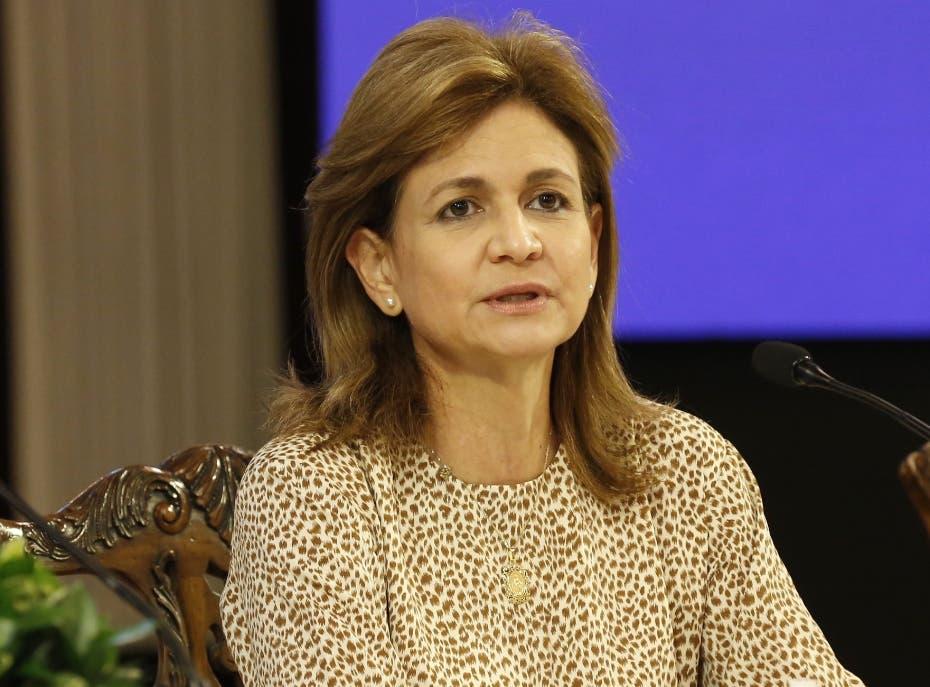Raquel Peña: «País está cerca de las 10 millones 500 mil dosis aplicadas»