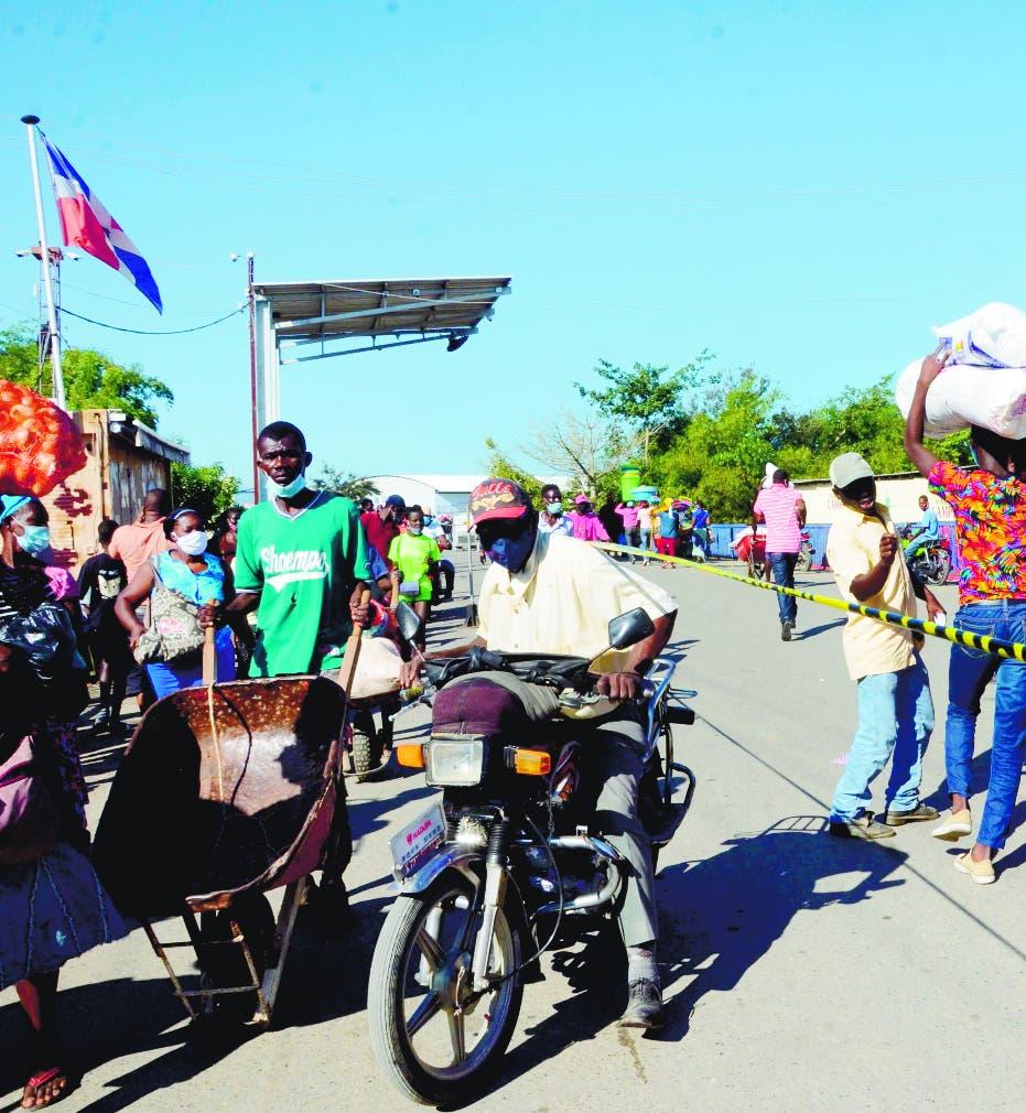 Comercio binacional afectado con nueva crisis política Haití