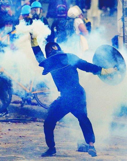 Detienen 22 durante protestas en Colombia