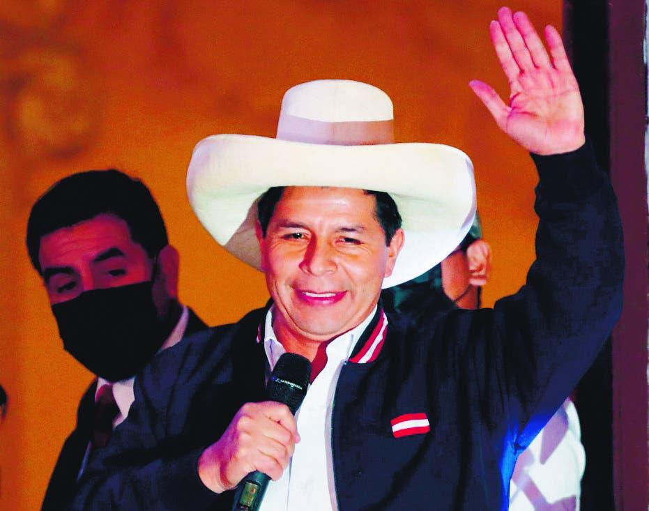 Pedro Castillo iniciará gobierno bajo mirada de inversionistas