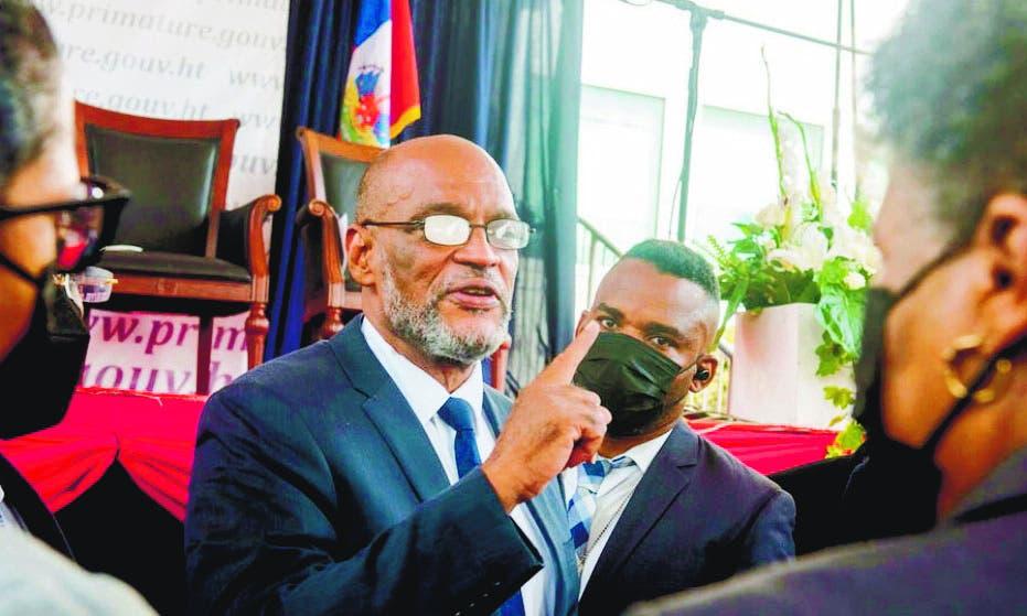 Haitianos protestan contra injerencia extranjera