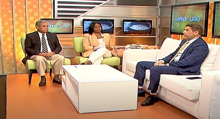 Entrevista a Limber Cruz López en el programa Uno + Uno