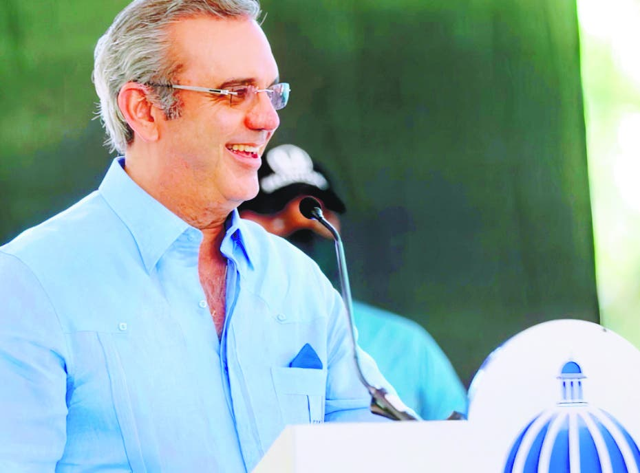 Presidente Abinader visitará a Jarabacoa y Constanza