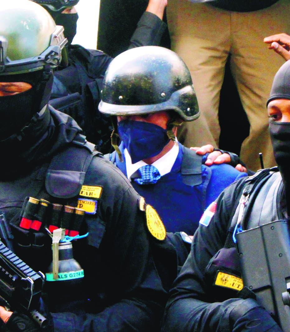 Defensa de Jean Alain denuncia autoridades impiden visita a cárcel de Najayo