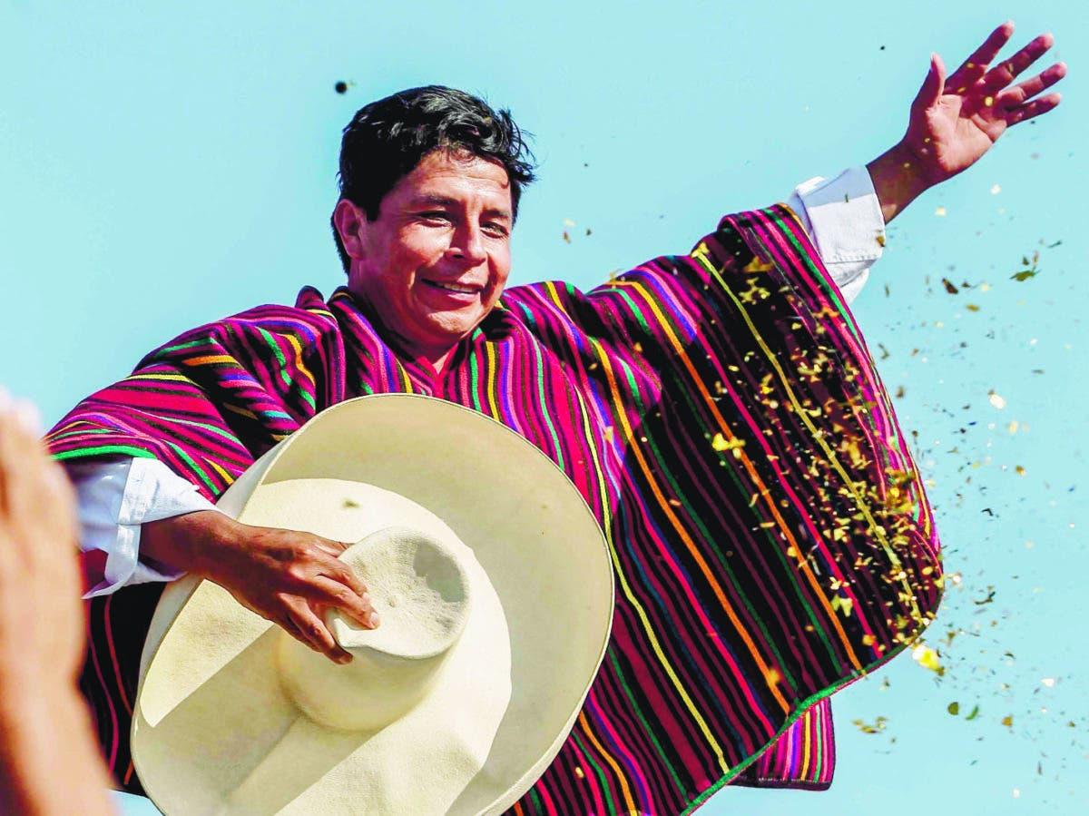 Pedro Castillo, el campesino que desafía el statu quo Perú