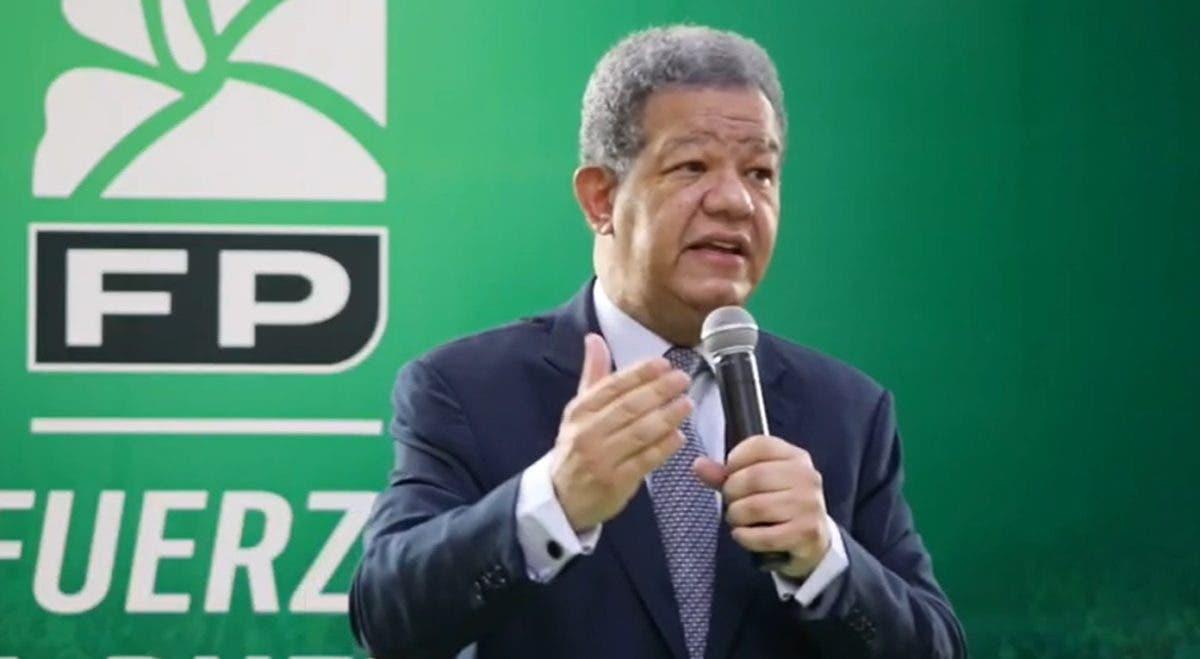Leonel Fernández: Decisión de la JCE sobre sentencia TSA «fortalece la democracia»