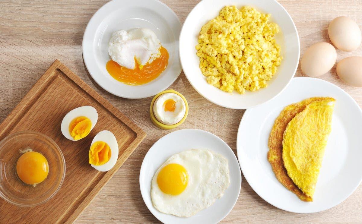 Todo sobre el huevo: formas de comerlo saludable y beneficios