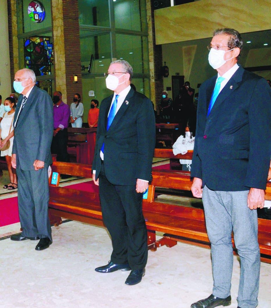 Ofician misa por aniversario de fundación sociedad La Trinitaria