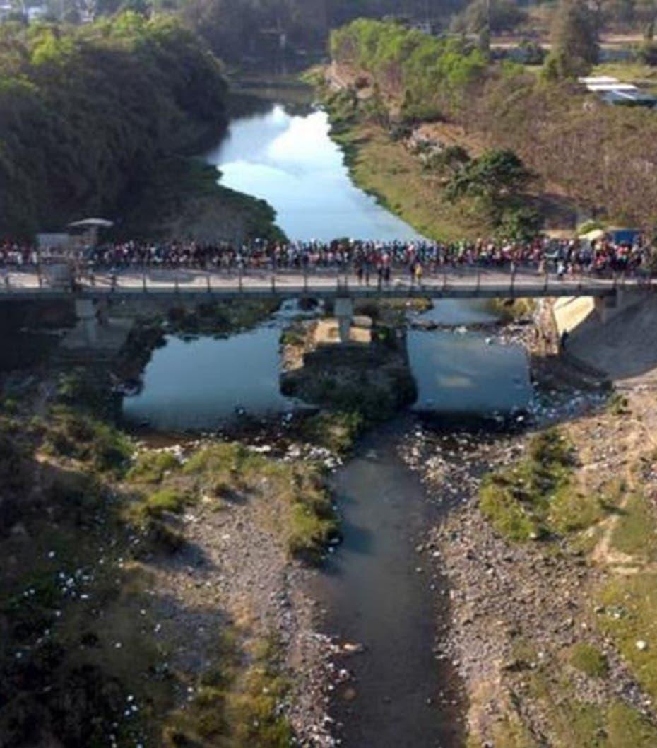 Canciller haitiano le sorprende posición Gobierno sobre canal