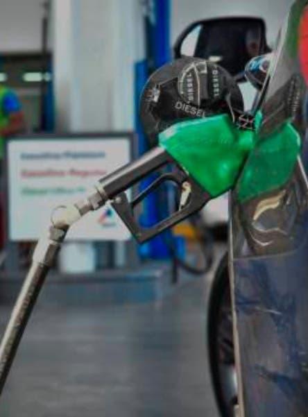 Gasolinas; Precios de combustibles sin variación