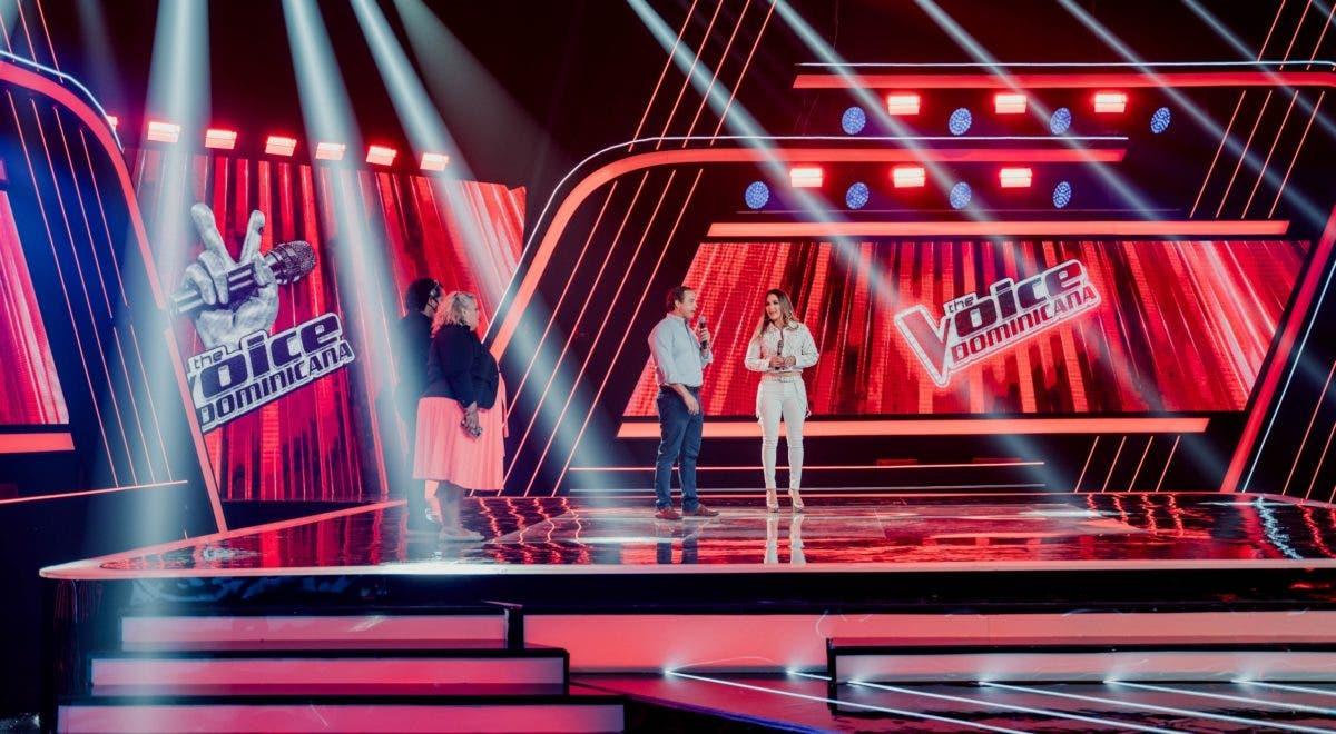 The Voice Dominicana se estrena mañana por Telesistema