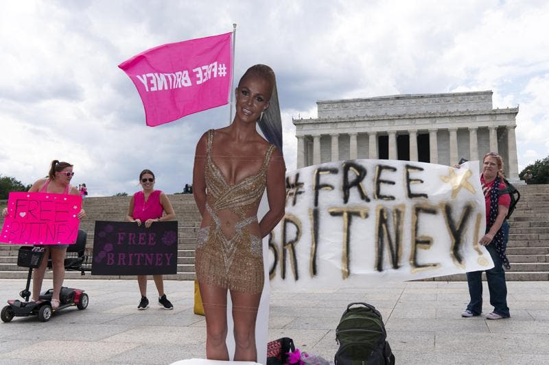 Caso de Spears impulsa iniciativa legislativa sobre tutelas