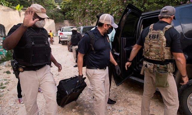 El FBI recoge pruebas en la residencia del presidente Moïse