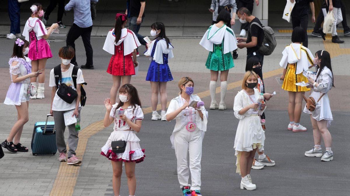 Tokio registra récord de contagios y el Gobierno descarta impacto en los JJOO