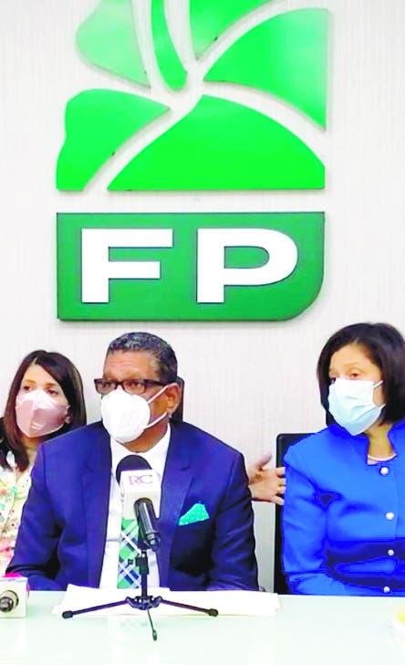 FP y 15 partidos exigen a JCE variar distribución fondos