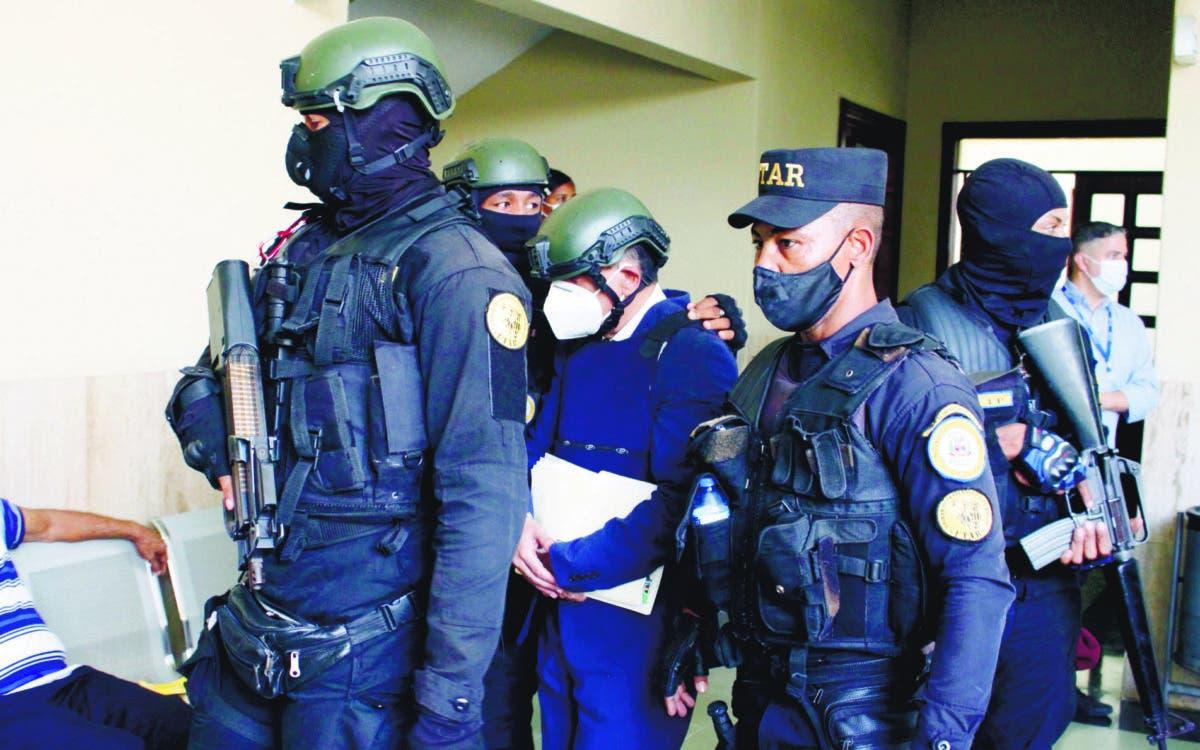 Caso Pulpo: abogados de Alexis Medina recusan juez