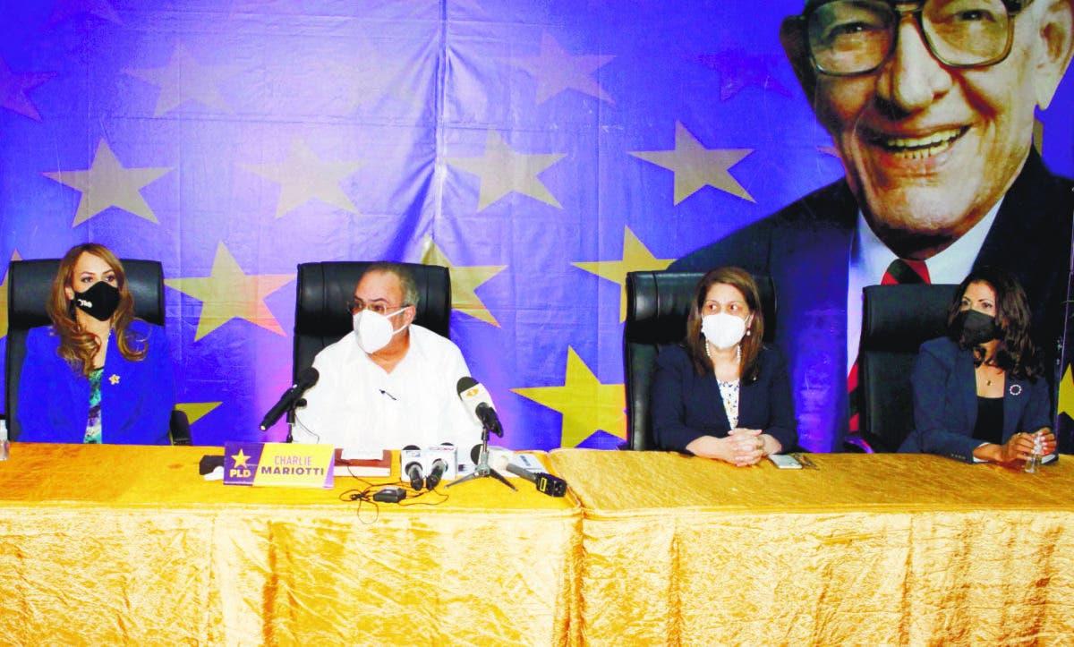 Confirman vocero PLD Senado;  CP resalta desempeño Lorenzo