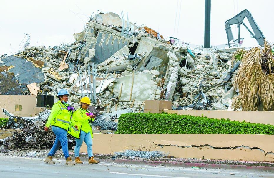 Suben a 36 muertos en Miami-Dade