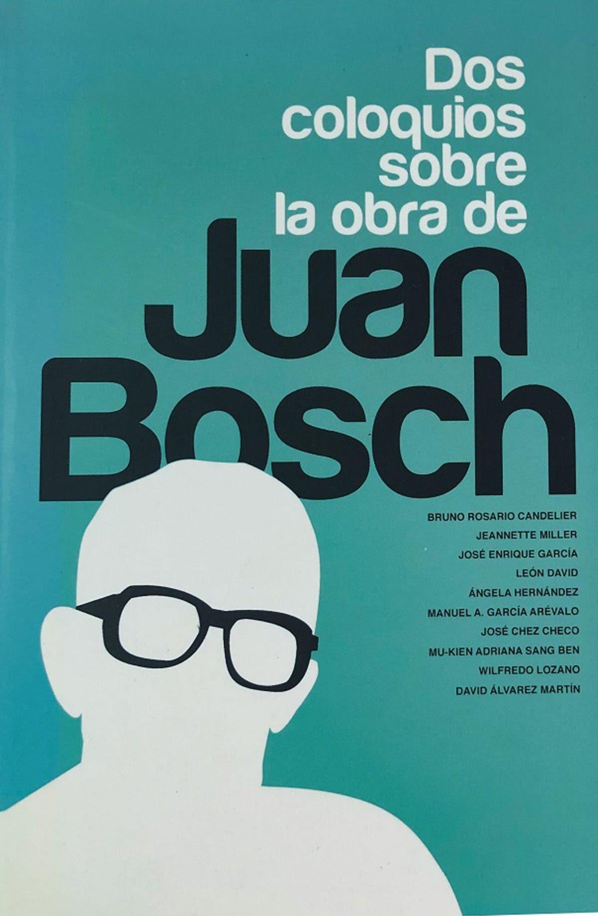 EL DISCURSO ONTOLÓGICO SOBRE EL DOMINICANO Y EL GIRO EPISTÉMICO DE JUAN BOSCH