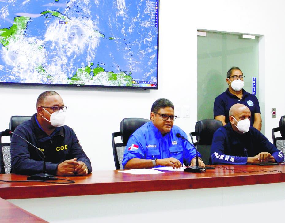 COE descontinúa alertas en  territorio nacional por disminución  de las lluvias