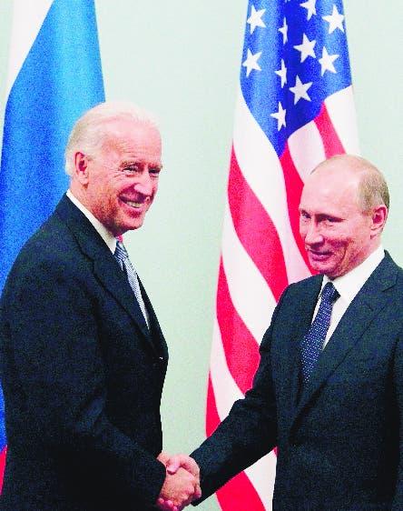 Biden advierte a  Putin  responderá  ciberataques lanzados desde Rusia
