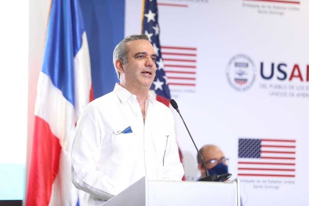 VIDEO | Luis Abinader reitera no tolerará actos de corrupción de este Gobierno ni del pasado