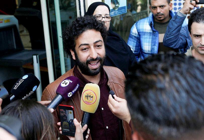 La condena de Radi, última de larga serie de juicios a periodistas marroquíes