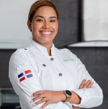 Nombran a chef dominicana María Marte embajadora iberoamericana de la Cultura