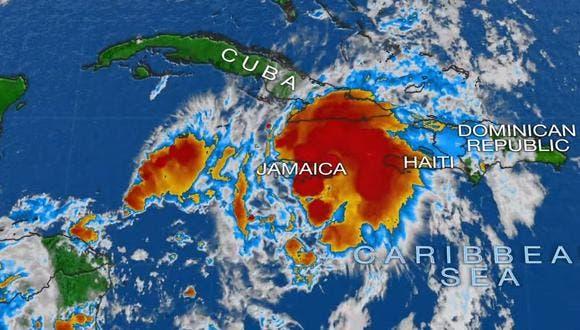 Tormenta Elsa amenaza centro de Cuba en camino a Florida