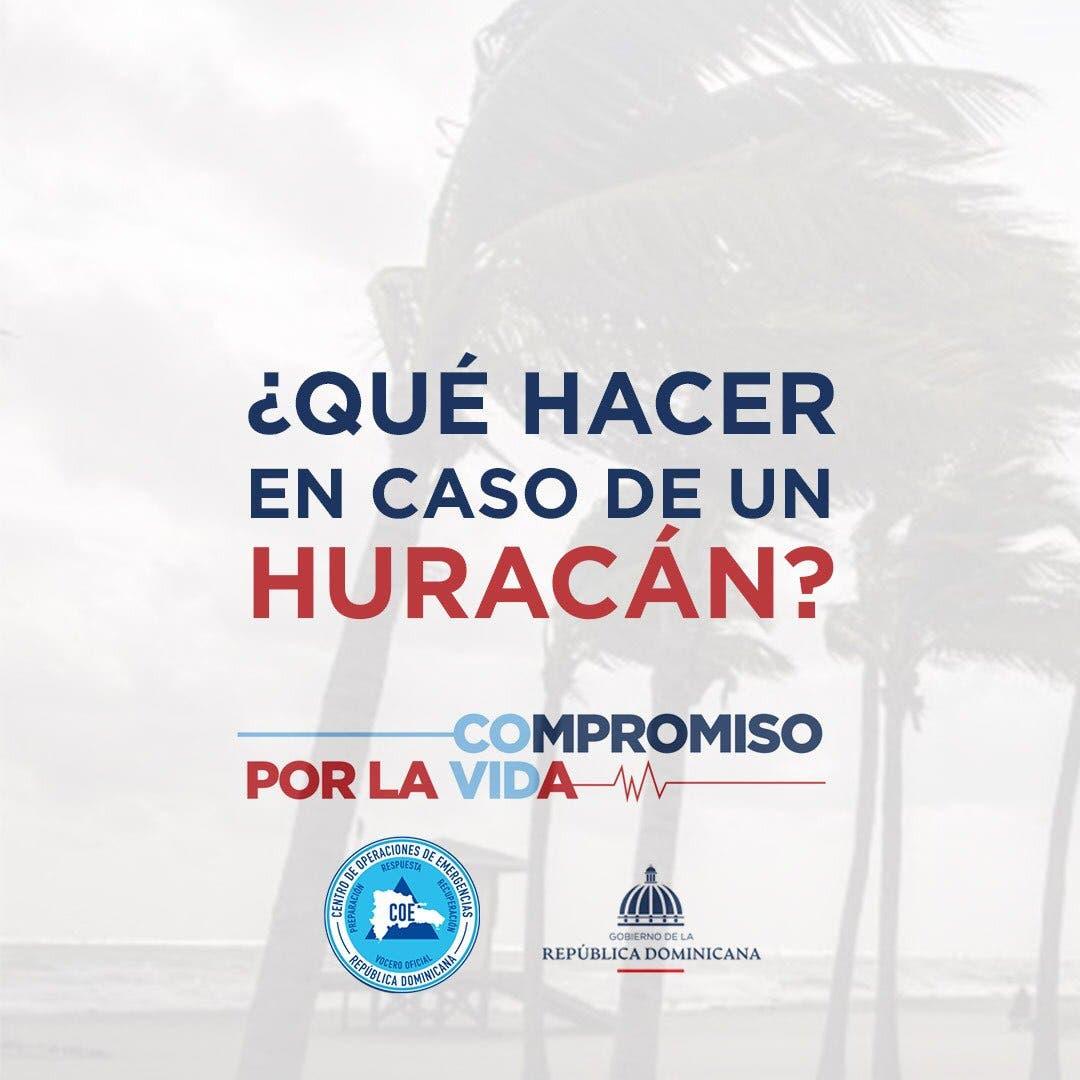 ¿Sabes qué hacer ante la llegada de un huracán? Te lo contamos