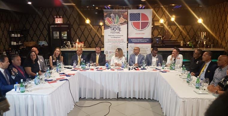 Cámara Comercio Dominicana USA presenta agenda a desarrollar