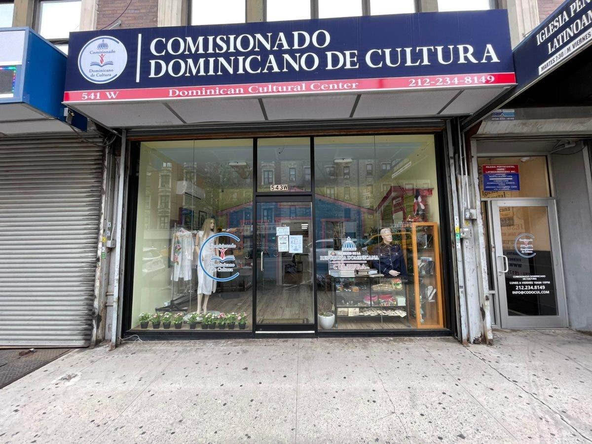 Comisionado Dominicano de Cultura en los EE. UU. apoya artesanía dominicana