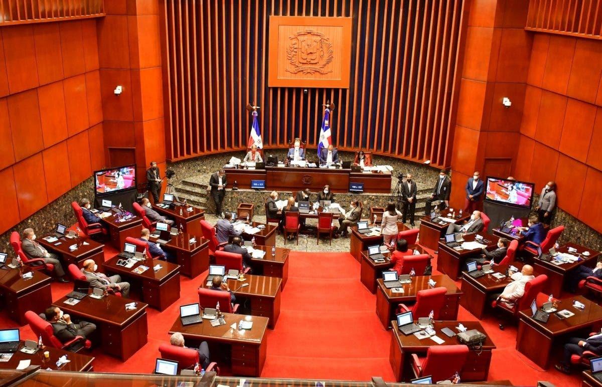 Comisión especial del Senado concluye la lectura de proyecto de ley de Código Penal