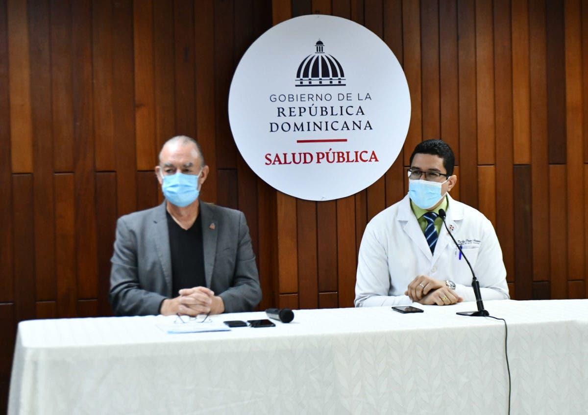 Salud Pública dará a conocer este jueves importantes informaciones de los resultados de las variantes que circulan en el país