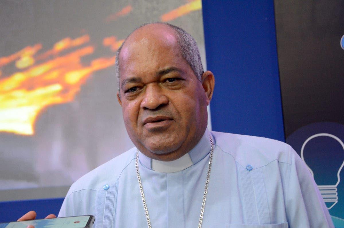 Obispo de Puerto Plata llama a la justicia a ser efectiva para lograr buenos niveles de transparencia