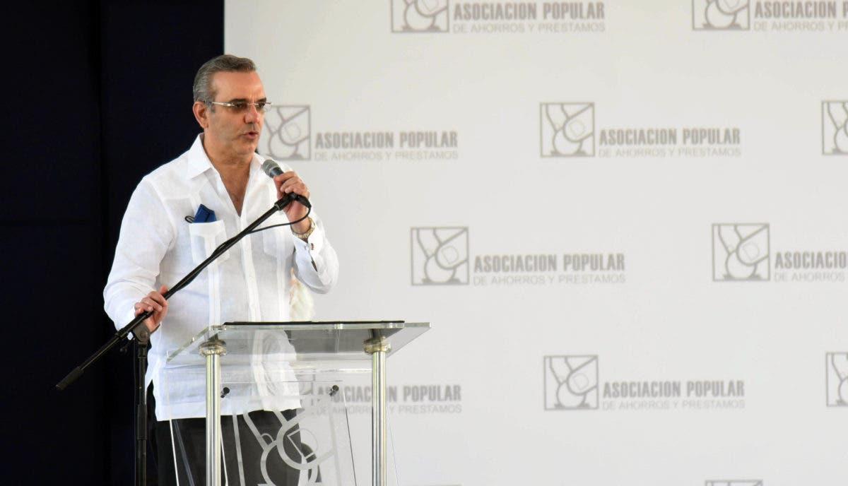 Presidente Luis Abinader asegura que economía dominicana se recuperará más fuerte tras el covid-19
